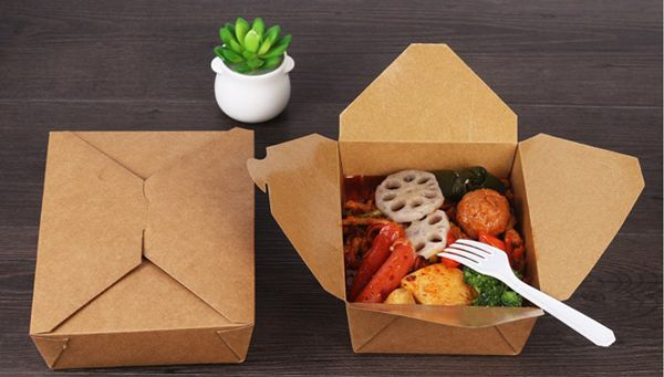 Lưu ý khi in hộp giấy đựng thực phẩm